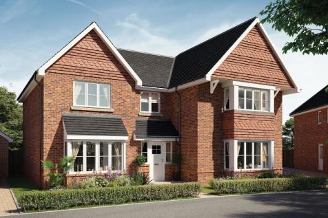 London Road, Wokingham, RG40. 5 bedroom detached house for sale