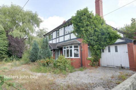 Oakhanger, Alsager. 5 bedroom detached house