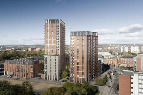 Local Crescent, Hulme Street, Salford, M5. 2 bedroom apartment