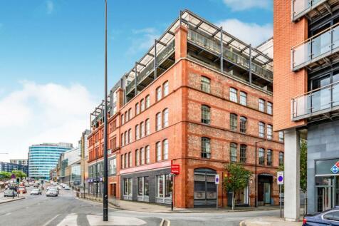 Beaumont Building, Mirabel Street, Manchester, M3. 2 bedroom apartment