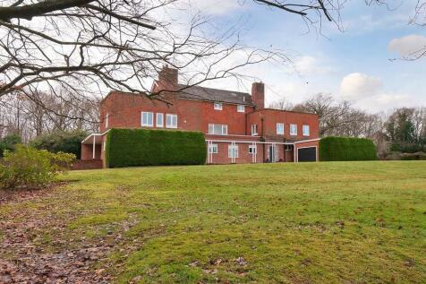 Colemans Hatch, Ashdown Forest, Tunbridge Wells at 11 miles.. 5 bedroom detached house for sale