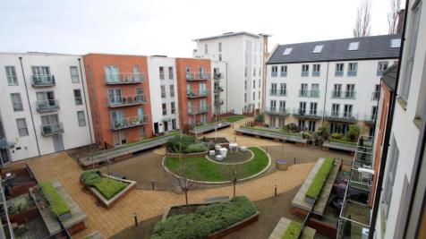 Cordwainers Court, Black Horse Lane, York. 2 bedroom apartment