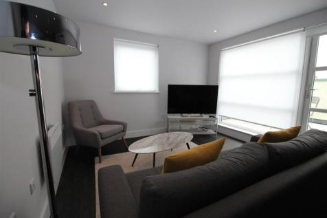 Aria Apartments, Chatham Street, Leicester. 2 bedroom apartment
