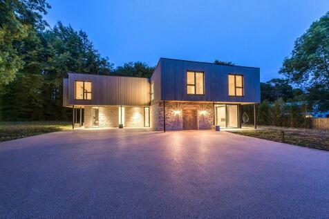 Upwey, Dorset. 4 bedroom detached house for sale