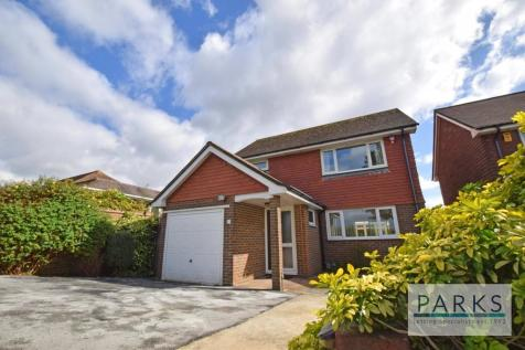 King George VI Drive, Hove, BN3. 3 bedroom detached house