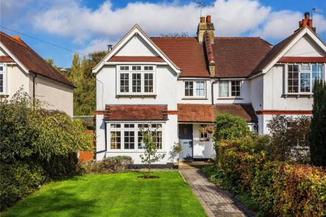 The Clears, Reigate, Surrey, RH2. 3 bedroom semi-detached house for sale