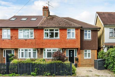Evesham Road North, Reigate, Surrey, RH2. 4 bedroom semi-detached house for sale