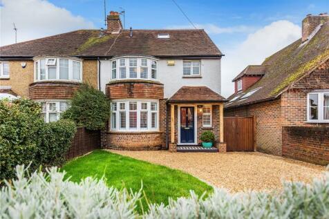 Crescent Road, Reigate, Surrey, RH2. 5 bedroom semi-detached house for sale