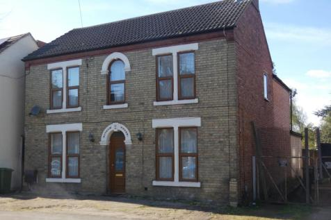 St Pauls Road, New England, Peterborough, PE1. 5 bedroom detached house for sale