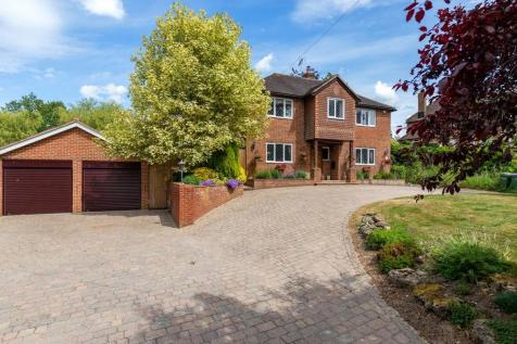 Stone Hill, Sellindge. 5 bedroom detached house