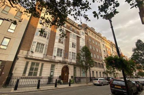 Hallam Street, London. 2 bedroom apartment