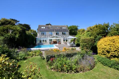 BON ACCORD ROAD, SWANAGE. 5 bedroom detached house