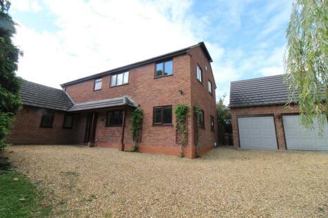 Harpley Road, Defford, Worcester. 5 bedroom detached house