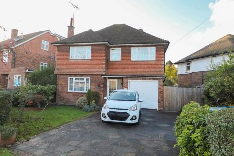 Eastcote Road, Pinner. 4 bedroom detached house for sale
