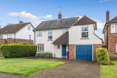 Dale Close, Hitchin, Hertfordshire. 4 bedroom detached house