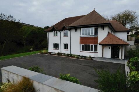 Penllanffos Road, Tanerdy, Carmarthen. 5 bedroom detached house for sale