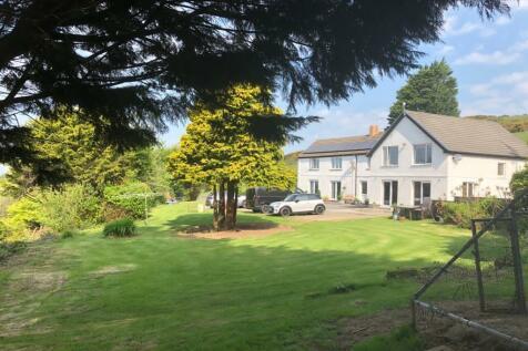 Llangynog, Carmarthen. 9 bedroom smallholding for sale