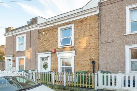 Woodville Street, London, SE18. 3 bedroom terraced house for sale