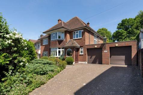 Widmore Road, Bromley. 4 bedroom detached house