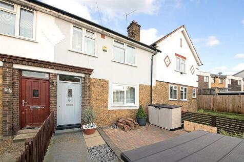 Bramhope Lane, Charlton, SE7. 4 bedroom terraced house for sale