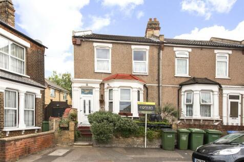Rathmore Road, Charlton, SE7. 3 bedroom end of terrace house for sale