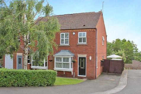 Cardoness Place, MILKING BANK, DY1 2QL. 3 bedroom semi-detached house