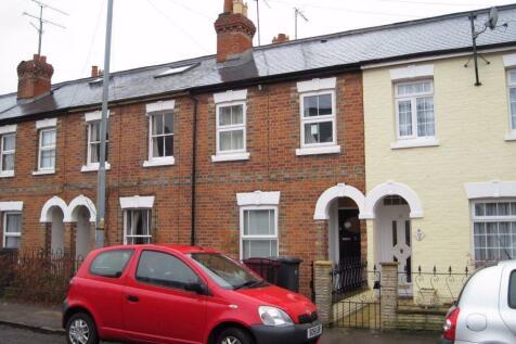 De Beauvoir Road, Reading, Berkshire. 4 bedroom terraced house