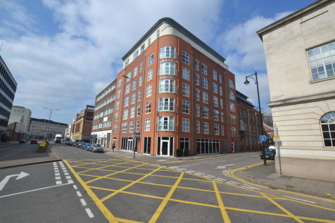 Church Street , Leicester , Leicestershire. 3 bedroom apartment
