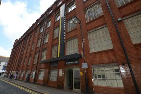 St Georges Mill, 9 Wimbledon St, City Centre. 2 bedroom flat