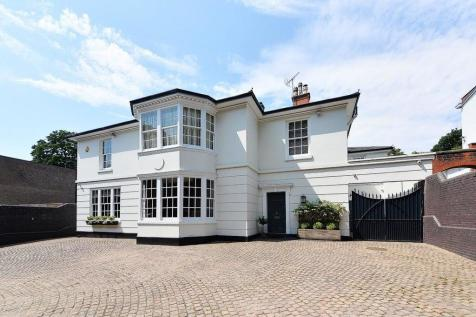 Chad Road, Edgbaston. 6 bedroom detached house for sale