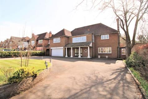 Somerset Road, Edgbaston. 5 bedroom detached house for sale