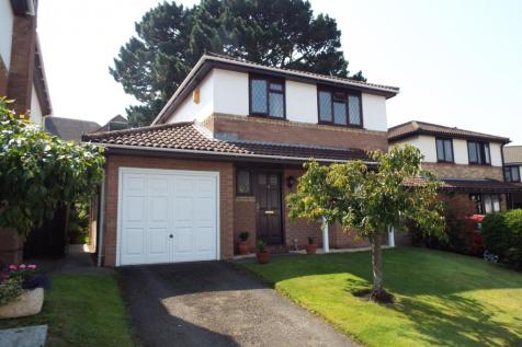 9 Amberley Drive Langland. 4 bedroom detached house for sale