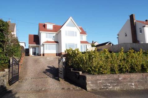11 Cambridge Close, Langland, Swansea, SA3 4PF. 5 bedroom detached house