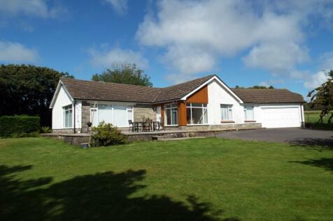 The Retreat, Little Reynoldston, Gower, Swansea SA3 1AQ. 3 bedroom detached bungalow