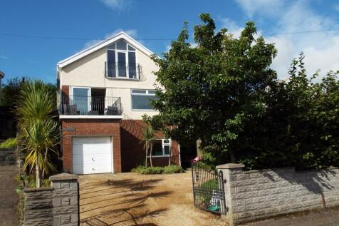 32 Southlands Drive, West Cross. 4 bedroom detached house for sale