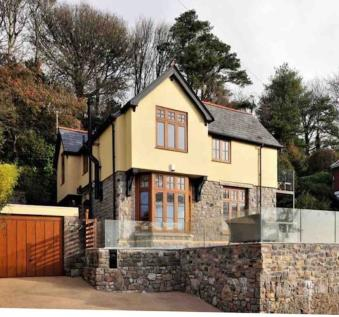 Restormel, Caswell Bay Road, Caswell, Swansea, SA3 3BS. 4 bedroom detached house for sale