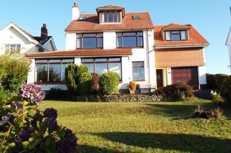8 Cambridge Close, Langland, Swansea. 5 bedroom detached house for sale