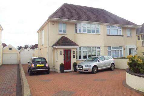 5 Wimmerfield Avenue Killay Swansea SA2 7BT. 3 bedroom semi-detached house for sale