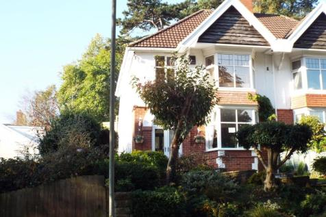 23 Parc Wern Road, Sketty, Swansea SA2 0SF. 4 bedroom semi-detached house for sale
