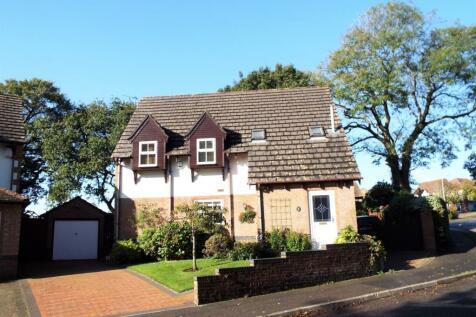23 Ffordd Taliesin, Hendrefoilan Woods, Killay, Swansea, SA2 7DF. 4 bedroom detached house for sale