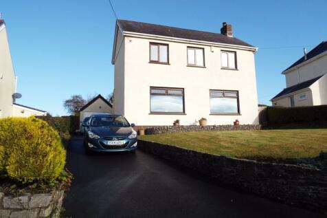 44 dunvant Road, Three Crosses, Swansea,. 4 bedroom detached house for sale