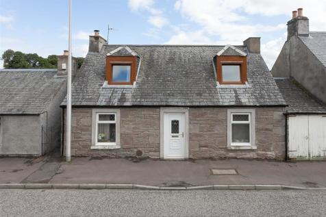 Main Street, Almondbank, Perth. 3 bedroom link detached house for sale