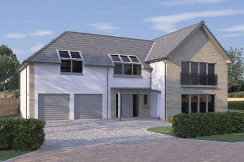 Plot 1, The Brackmount, Drumoig, St. Andrews. 5 bedroom detached house for sale