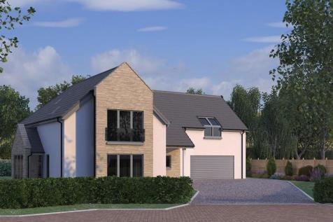 Plot 11, Forgan Drive, Drumoig, St. Andrews. 5 bedroom detached house for sale