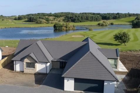 The Morton, Plot 33, Forgan Drive, Drumoig, St. Andrews. 4 bedroom detached bungalow for sale