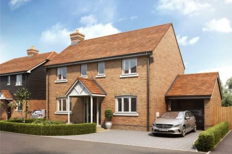 Victoria Mews, Chilworth, Guildford, GU4. 4 bedroom detached house