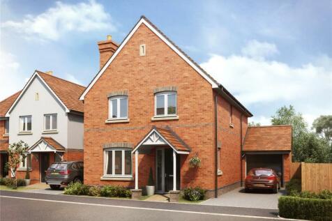 Victoria Mews, Chilworth, Guildford, Surrey, GU4. 4 bedroom detached house