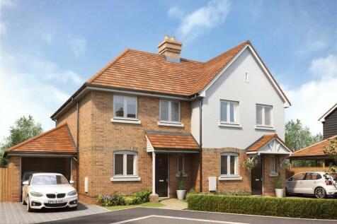 Victoria Mews, 74-88 New Road, Chilworth, Guildford, GU4. 3 bedroom semi-detached house