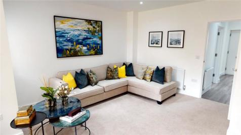 College Grove, Christ's Hospital, Horsham, West Sussex, RH13. 3 bedroom terraced house for sale