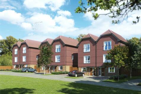 King Edward Road, Christ's Hospital, Horsham, West Sussex, RH13. 3 bedroom semi-detached house for sale